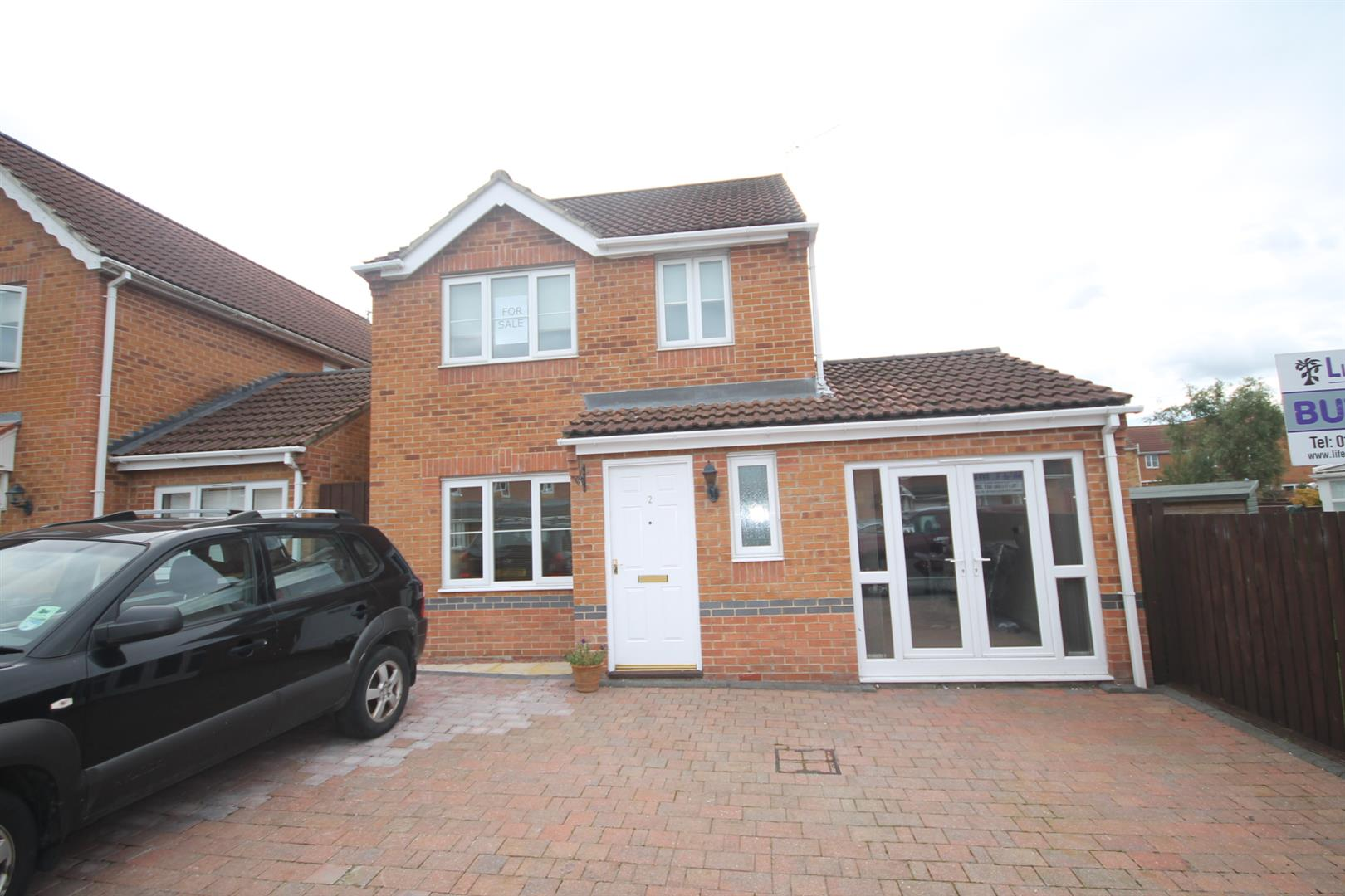 3 Bedrooms Detached House for sale in Primrose Drive, Shildon